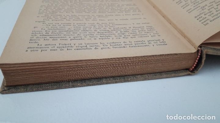 Libros de segunda mano: ROJA LUNA DE MIEL. JACK IAMS. Ed. CUMBRE, MÉXICO, 1953 - Foto 5 - 180192922