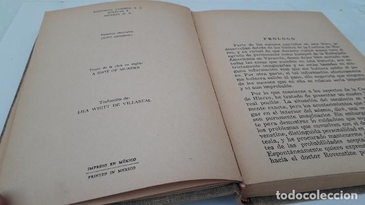 Libros de segunda mano: ROJA LUNA DE MIEL. JACK IAMS. Ed. CUMBRE, MÉXICO, 1953 - Foto 8 - 180192922