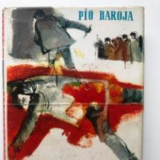 Libros de segunda mano: MALA HIERBA .1961 PIO BAROJA . Lote 180258711