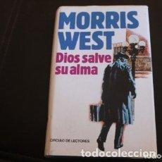 Libros de segunda mano: DIOS SALVE SU ALMA. Lote 180272750
