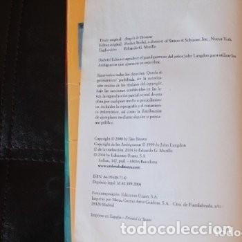 Libros de segunda mano: angeles y demonios - Foto 2 - 180273970