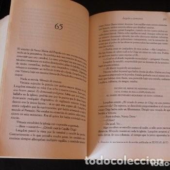Libros de segunda mano: angeles y demonios - Foto 3 - 180273970