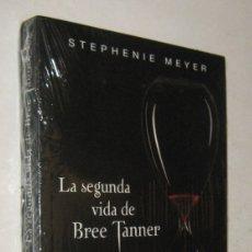Libros de segunda mano: LA SEGUNDA VIDA DE BREE TANNER - STEPHENIE MEYER. Lote 180493718