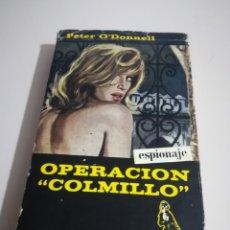 Libros de segunda mano: OPERACION COLMILLO ·PETER O´ DONNELL . REF UR EST. Lote 180518595