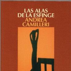 Livros em segunda mão: LAS ALAS DE LA ESFINGE. ANDREA CAMILLERI. MONTALBANO. Lote 180602591