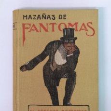 Libros de segunda mano: HAZAÑAS DE FANTOMAS EDT. GALLAC N°13. Lote 181117950