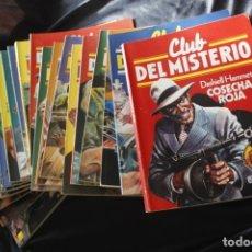 Libros de segunda mano: CLUB DEL MISTERIO. Lote 181429603