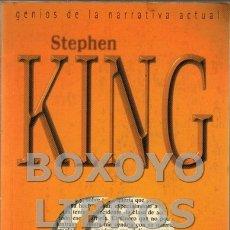 Libros de segunda mano: KING, STEPHEN. ECLIPSE TOTAL. Lote 113546931