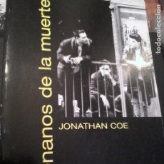 Libros de segunda mano: JONATHAN COE. LOS ENANOS DE LA MUERTE.. Lote 182123800