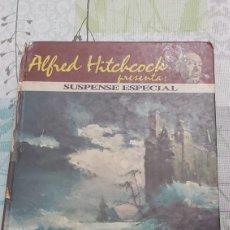 Libros de segunda mano: ALFRED HITCHCOCK SUSPENSE ESPECIAL. Lote 182234742