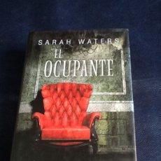 Libros de segunda mano: EL OCUPANTE. SARAH WATERS. Lote 182327201