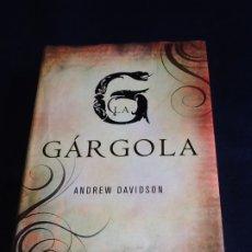 Libros de segunda mano: LA GARGOLA. ANDREW DAVIDSON. Lote 182333232