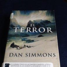 Libros de segunda mano: EL TERROR. DAN SIMMONS. Lote 182333391