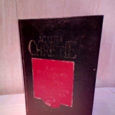 Libros de segunda mano: 2-OBRAS COMPLETAS AGATHA CHRISTIE, 1983. Lote 182430191