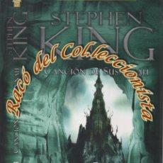 Libros de segunda mano: CANCION DER SUSANNAH, LA TORRE OSCURA 6 , STEPHEN KING, PLAZA JANES, 2005. Lote 182485648