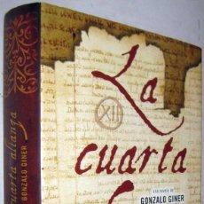 Libros de segunda mano: LA CUARTA ALIANZA - GONZALO GINER. Lote 182520362