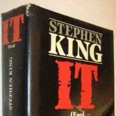 Libros de segunda mano: IT (ESO) - STEPHEN KING. Lote 182665317