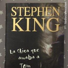 Libros de segunda mano: LA CHICA QUE AMABAA TOM GORDON, STEPHEN KING, PLAZAJANES 1 EDICION. Lote 182732555