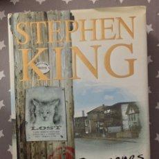 Libros de segunda mano: CORAZONES EN LA ATLANTIDA, STEPHEN KING, PLAZA JANES. Lote 182732665