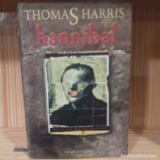 Libros de segunda mano: HANNIBAL THOMAS HARRIS. Lote 182902185
