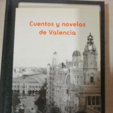 Libros de segunda mano: CUENTOS Y NOVELAS DE VALENCIA, FNAC, 315 PAGS. BLASCO IBAÑEZ, PILAR PEDRAZA, MAZ AUB, ETC.. Lote 182904116