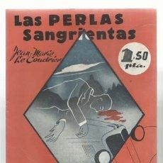 Libros de segunda mano: LAS PERLAS SANGRIENTAS, EDITORIAL BERENGER, MUY BUEN ESTADO. COLECCIÓN A.T.. Lote 183234463