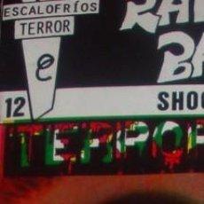 Libros de segunda mano: RALPH BARBY TERROR Nº 12 NUEVA 1988 ESCALOFRÍOS. Lote 183457280