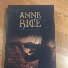 Libros de segunda mano: ANNE RICE VIOLIN. Lote 183914561