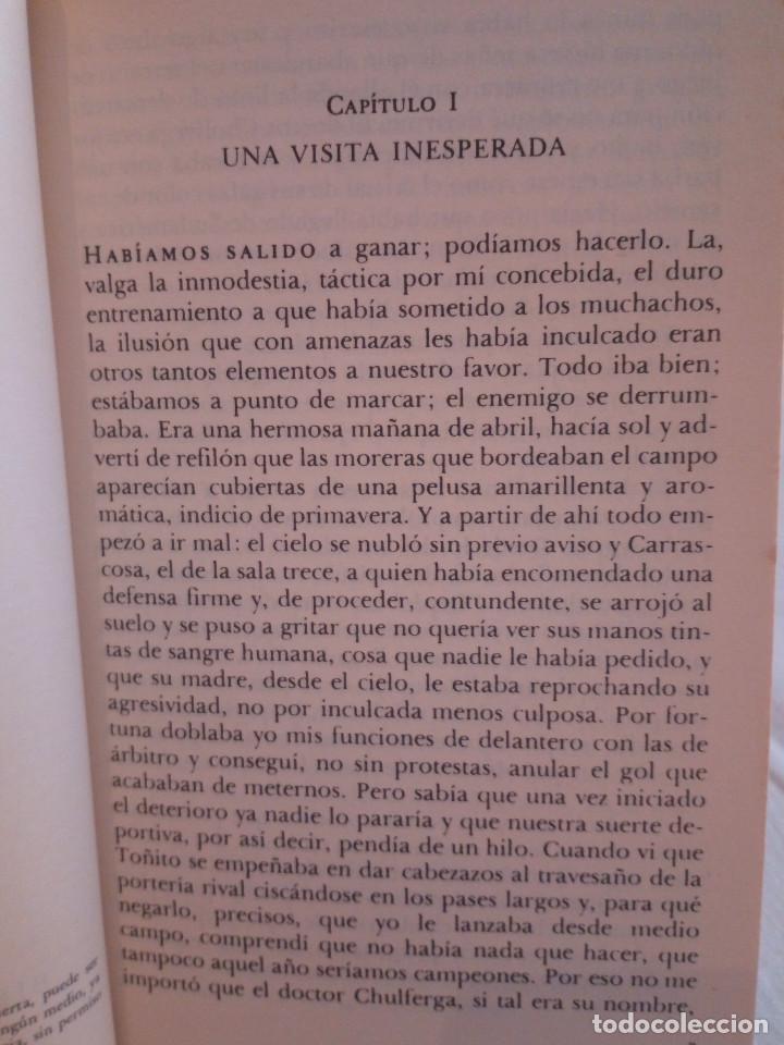 Libros de segunda mano: 297-EL MISTERIO DE LA CRIPTA EMBRUJADA, Eduardo Mendoza, 1990 - Foto 6 - 183957398