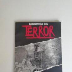 Libros de segunda mano: BIBLIOTECA DEL TERROR Nº84: RELATOS DE SANGRE Y MISTERIO (AÑO 1985). Lote 183973955