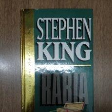 Libros de segunda mano: RABIA DE STEPHEN KING. Lote 184096442