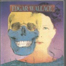 Libros de segunda mano: EDGAR WALLACE. EL LIBRO DE ASESINATOS DE J.G. REEDER. VALDEMAR TIEPO CERO. Lote 184170687