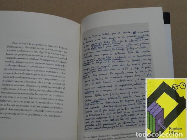 Libros de segunda mano: BOLAÑO, Roberto: Amberes - Foto 2 - 185715350