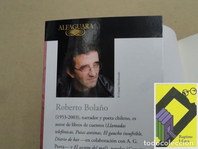 Libros de segunda mano: BOLAÑO, Roberto: Amberes - Foto 5 - 185715350