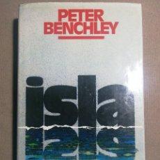 Libros de segunda mano: ISLA. PETER BENCHLEY. Lote 186189547