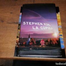 Libros de segunda mano: LA CÚPULA . STEPHEN KING. PLAZA & JANÉS . 2010 . TAPA DURA .. Lote 251884325