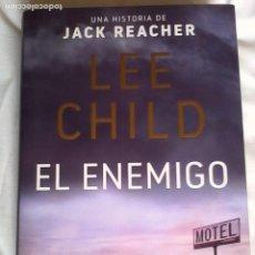 Livres d'occasion: LEE CHILD. EL ENEMIGO.. Lote 188419797
