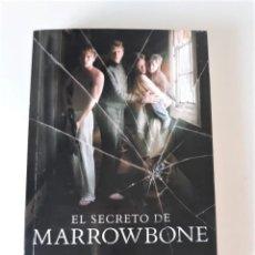 Libros de segunda mano: EL SECRETO DE MARROWBONE - SERGIO G. SÁNCHEZ. Lote 188495292