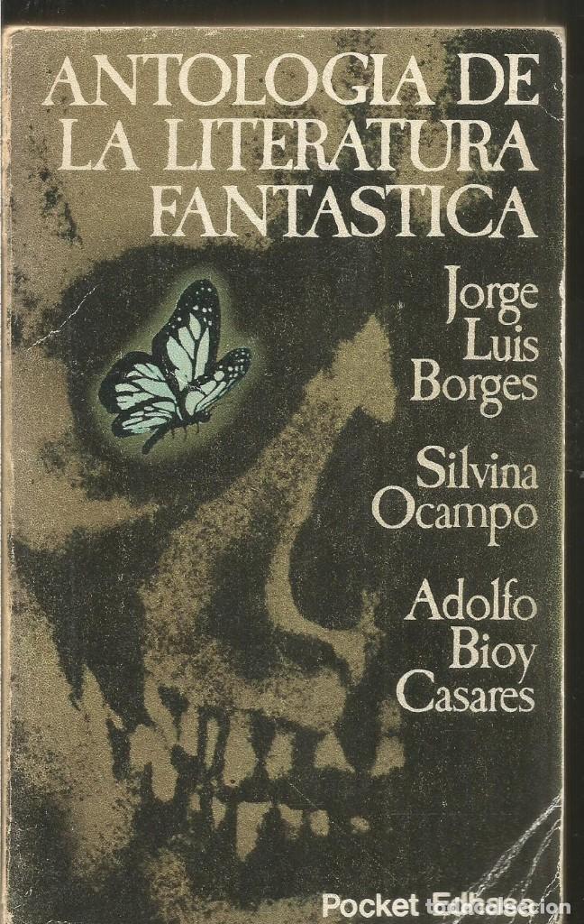 Antologia De La Literatura Fantastica Jorge Lu Comprar Libros De Terror Misterio Y Policíaco En Todocoleccion 188749608