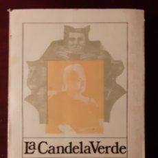Libros de segunda mano: LA CANDELA VERDE - ALFRED JARRY - 1977. Lote 189104017