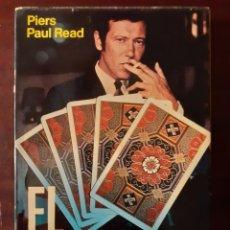 Libros de segunda mano: EL ARRIBISTA - PIERS PAUL READ - 1974. Lote 189105096