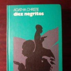 Libros de segunda mano: DIEZ NEGRITOS + EL ASESINATO DE ROGELIO ACKROYD - AGATHA CHRISTIE - 1971. Lote 189112862