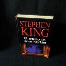 Libros de segunda mano: STEPHEN KING - EL RETRATO DE ROSE MADDER - RBA EDITORES 2004. Lote 189132805