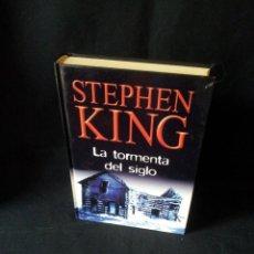 Libros de segunda mano: STEPHEN KING - LA TORMENTA DEL SIGLO - RBA EDITORES 2003. Lote 189132976