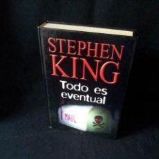 Libros de segunda mano: STEPHEN KING - TODO ES EVENTUAL - RBA EDITORES 2004. Lote 189132992