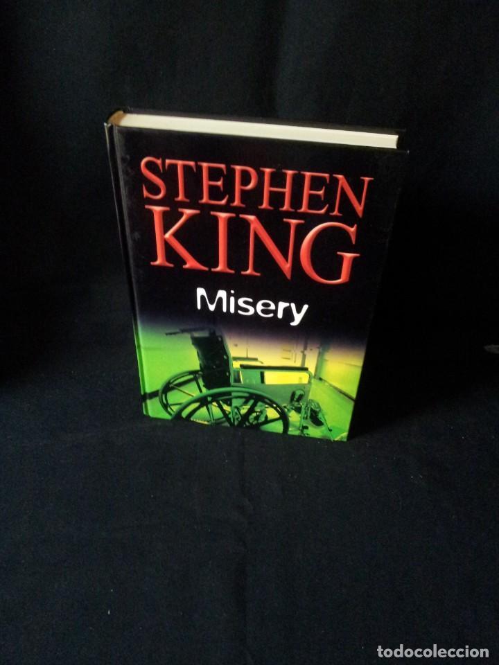 STEPHEN KING - MISERY - RBA EDITORES 2003 (Libros de segunda mano (posteriores a 1936) - Literatura - Narrativa - Terror, Misterio y Policíaco)