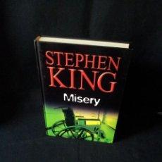 Libros de segunda mano: STEPHEN KING - MISERY - RBA EDITORES 2003. Lote 189170847