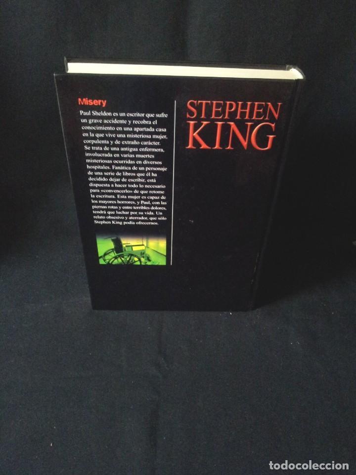 Libros de segunda mano: STEPHEN KING - MISERY - RBA EDITORES 2003 - Foto 2 - 189170847