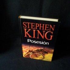 Libros de segunda mano: STEPHEN KING - POSESION - RBA EDITORES 2004. Lote 189170941