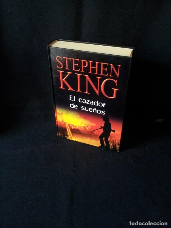 STEPHEN KING - EL CAZADOR DE SUEÑOS - RBA EDITORES 2003 (Libros de segunda mano (posteriores a 1936) - Literatura - Narrativa - Terror, Misterio y Policíaco)
